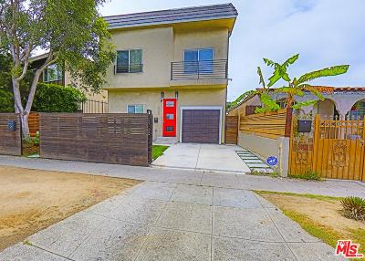 Single Family Home For Sale: 4563 Inglewood