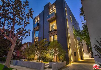 Los Angeles County Single Family Home For Sale: 1349 North Gardner #1/2
