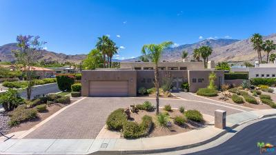 Palm Springs Single Family Home For Sale: 825 Snapdragon Circle