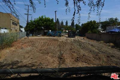 Culver City Residential Lots & Land For Sale: 4114 Vinton Avenue
