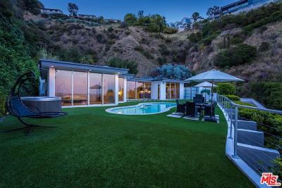Sunset Strip - Hollywood Hills West (C03) Single Family Home For Sale: 1773 North Crescent Heights