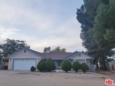 Quartz Hill Single Family Home For Sale: 4555 West Avenue M6