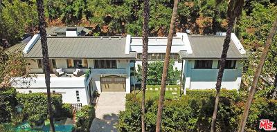 Los Angeles County Single Family Home For Sale: 2044 Laurel Canyon