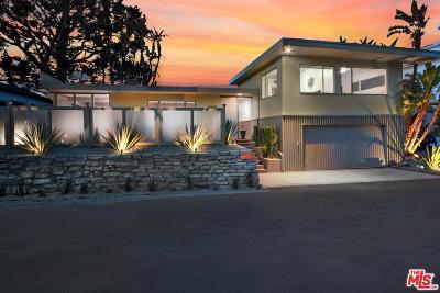 Studio City Single Family Home For Sale: 3650 Alta Mesa Drive