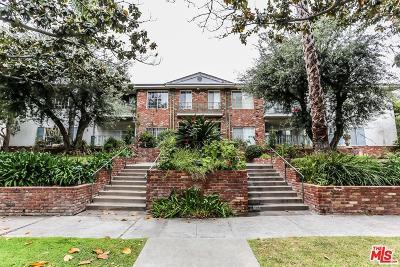 Hancock Park-Wilshire (C18) Condo/Townhouse For Sale: 837 South Windsor #1