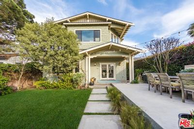 Venice Single Family Home For Sale: 716 Marco Place