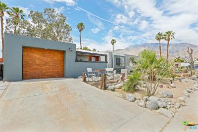 Palm Springs Single Family Home For Sale: 1361 East Padua Way