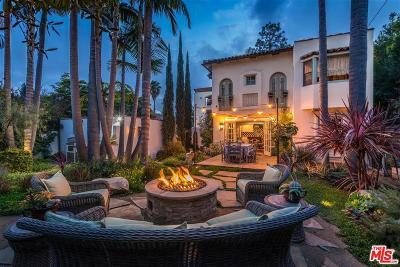 Santa Monica Single Family Home For Sale: 221 25th Street