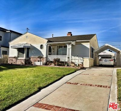 Single Family Home Sold: 6369 West 83rd Street