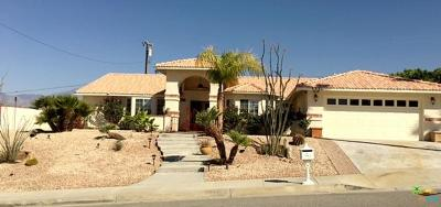 Desert Hot Springs Single Family Home For Sale: 9231 Valencia Drive