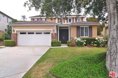 Saugus Single Family Home For Sale: 29026 Discovery Ridge Drive
