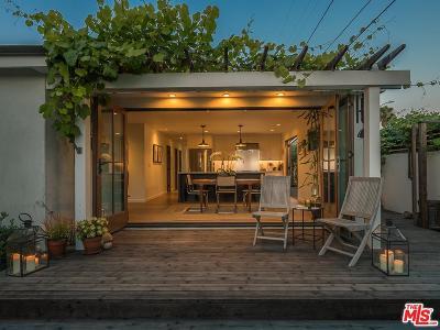 Venice Single Family Home For Sale: 2432 McKinley Avenue