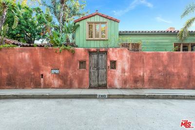 Single Family Home For Sale: 2393 Castilian Drive