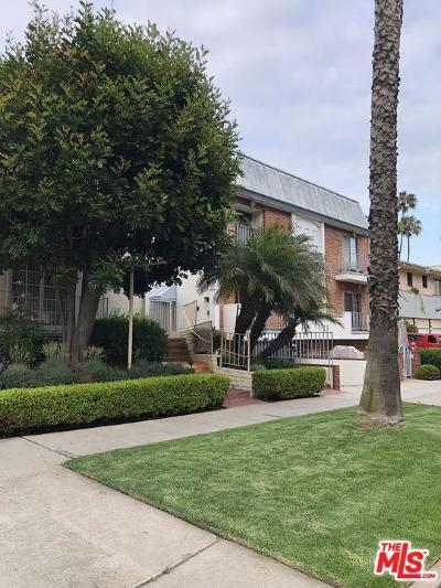 Santa Monica Condo/Townhouse For Sale: 1119 Lincoln Boulevard #8