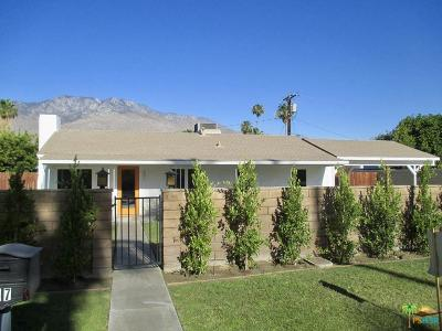 Palm Springs Single Family Home For Sale: 657 Desert Way