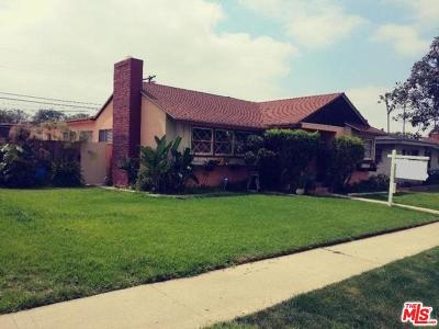 Inglewood Single Family Home For Sale
