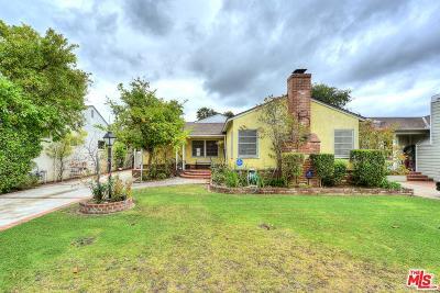 Single Family Home For Sale: 12554 Preston Way