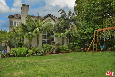 Cheviot Hills/Rancho Park (C08) Single Family Home For Sale: 10354 Dunleer Drive