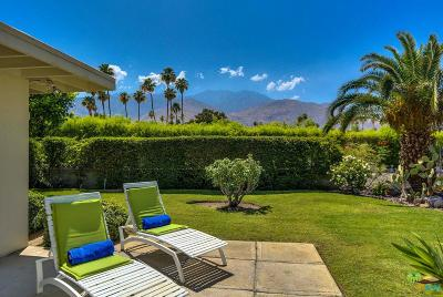 Palm Springs Condo/Townhouse For Sale: 1881 South Araby Drive #13