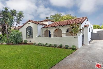 Single Family Home For Sale: 2233 21st Street