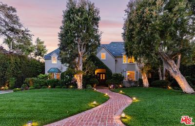 Beverly Hills Single Family Home For Sale: 719 North Rexford Drive