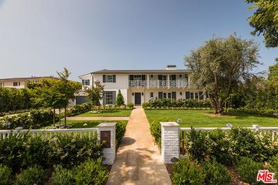 Pacific Palisades Single Family Home For Sale: 15000 Altata Drive