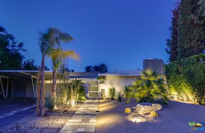 Palm Springs Single Family Home For Sale: 888 East Chia Road