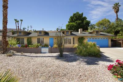 Cathedral City Single Family Home For Sale: 37890 Mountain Shadow Lane