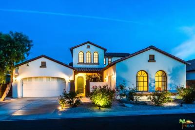 Cathedral City Single Family Home For Sale: 329 Via Napoli