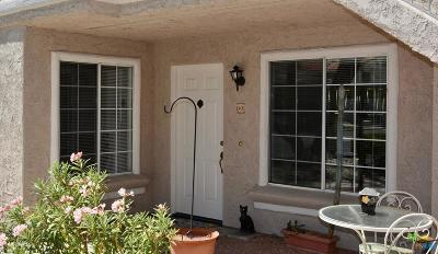 Palm Springs Condo/Townhouse For Sale: 500 South Farrell Drive #O91