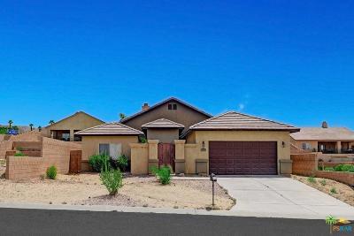 Desert Hot Springs Single Family Home For Sale: 13066 Casa Loma Road