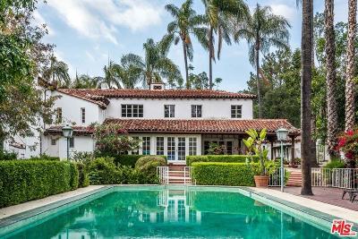 La Habra Heights Single Family Home For Sale: 1500 North Harbor Boulevard