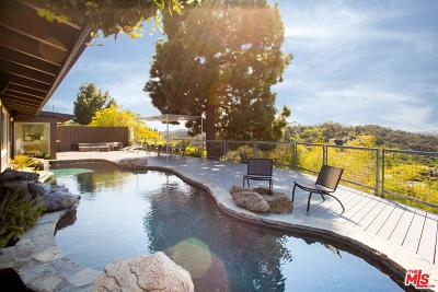 Sunset Strip - Hollywood Hills West (C03) Single Family Home For Sale: 2970 Briar Knoll Drive