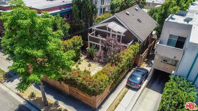 West Hollywood Single Family Home For Sale: 9016 Harratt Street