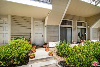 Los Angeles Condo/Townhouse For Sale: 4664 Don Lorenzo Drive #B