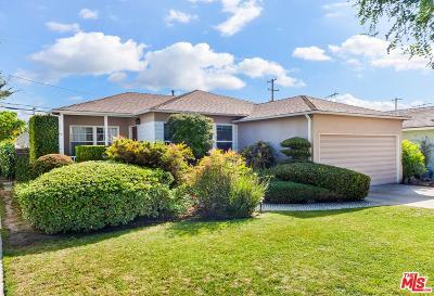Single Family Home For Sale: 5211 Etheldo Avenue