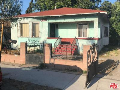 Los Angeles Single Family Home For Sale: 8616 Bandera Street