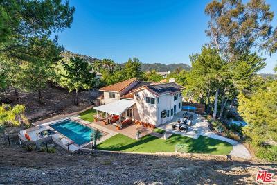 Malibu Single Family Home For Sale: 23438 West Moon Shadows Drive