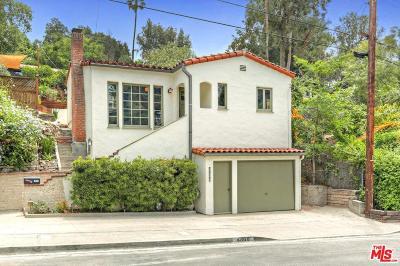 Los Angeles Single Family Home For Sale: 4860 Wicopee Avenue
