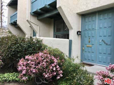 Los Angeles County Condo/Townhouse For Sale: 4862 McConnell Avenue