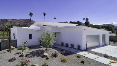 Palm Springs Single Family Home For Sale: 2740 South Sierra Madre