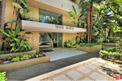 West Hollywood Condo/Townhouse For Sale: 1200 North Flores Street #210