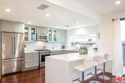 Santa Monica Condo/Townhouse For Sale: 1239 23rd Street #3