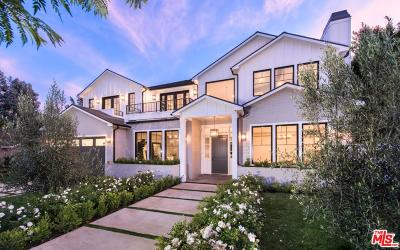 Pacific Palisades Single Family Home For Sale: 15422 Albright Street