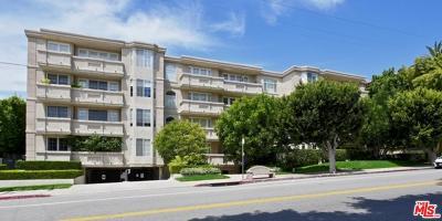 Los Angeles Condo/Townhouse For Sale: 575 South Barrington Avenue #210