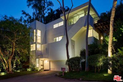 Beverly Hills Single Family Home For Sale: 3037 Franklin Canyon Drive