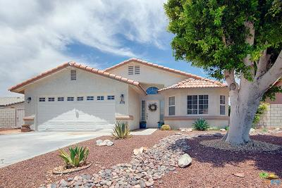 Cathedral City Single Family Home For Sale: 68320 Estio Road