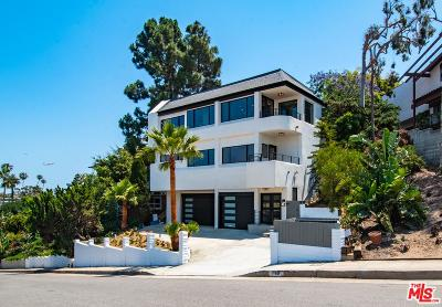 Playa Del Rey Single Family Home Pending: 378 Fowling Street