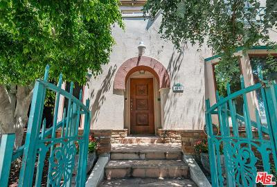 Single Family Home For Sale: 4091 West 8th Street