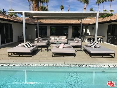 Palm Springs Single Family Home For Sale: 505 North Camino Real